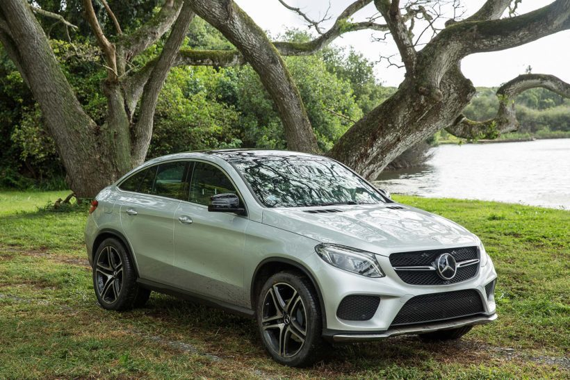 "Mercedes-Benz GLE Coupe ""Jurassic World"" - Fanaticar Magazin"