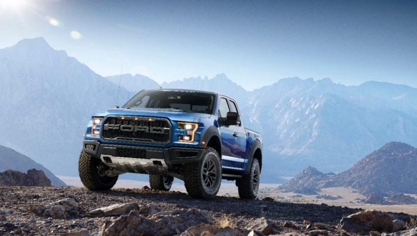 2015 Ford F150 Raptor - Fanaticar Magazin