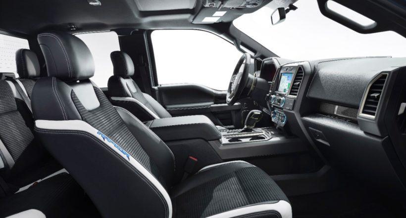 17FordRaptor 19 HR-820x441 in 2015 Ford F-150 Raptor - Bad Boy is back