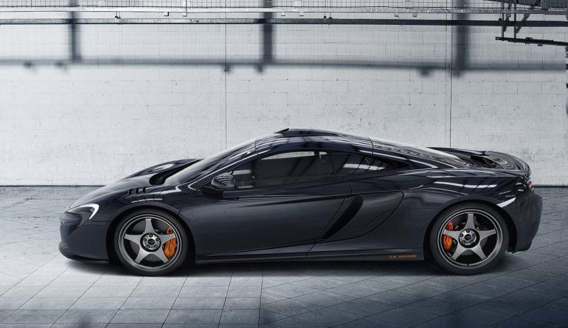 2015 McLaren 650s Le Mans - Fanaticar Magazin