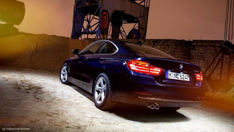 8G7C8848-221-820x463 in Review: BMW 428i Coupé - Reihensubtraktion
