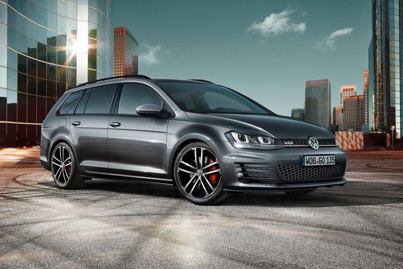 2015 VW Golf Variant GTD - Fanaticar Magazin