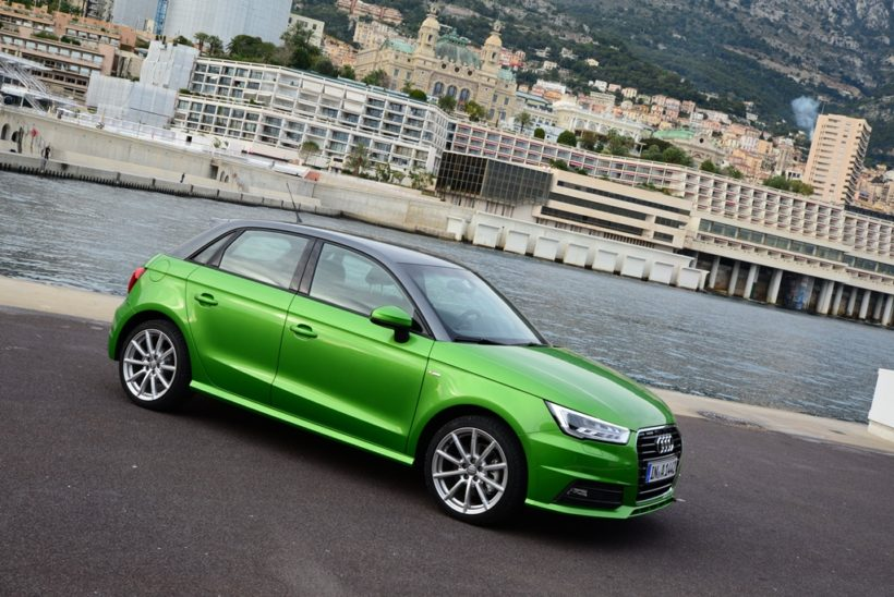 2015 Audi A1 - Fanaticar Magazin