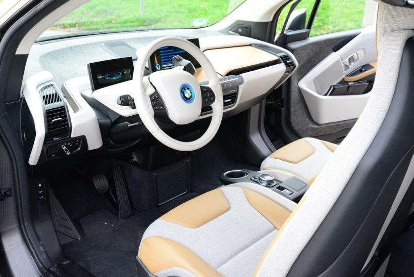 DSC 4643-820x548 in Fahrbericht BMW i3 – Eine elektrisierende Erfahrung