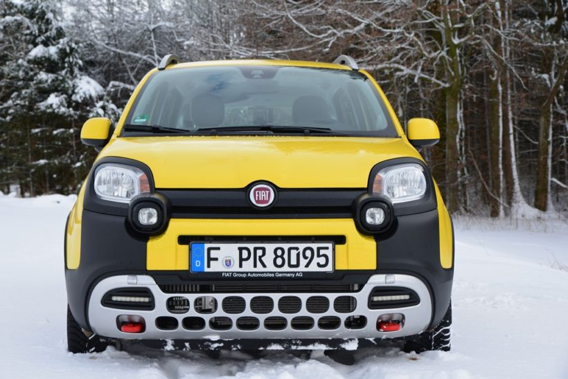 Fiat Panda - Fanaticar Magazin
