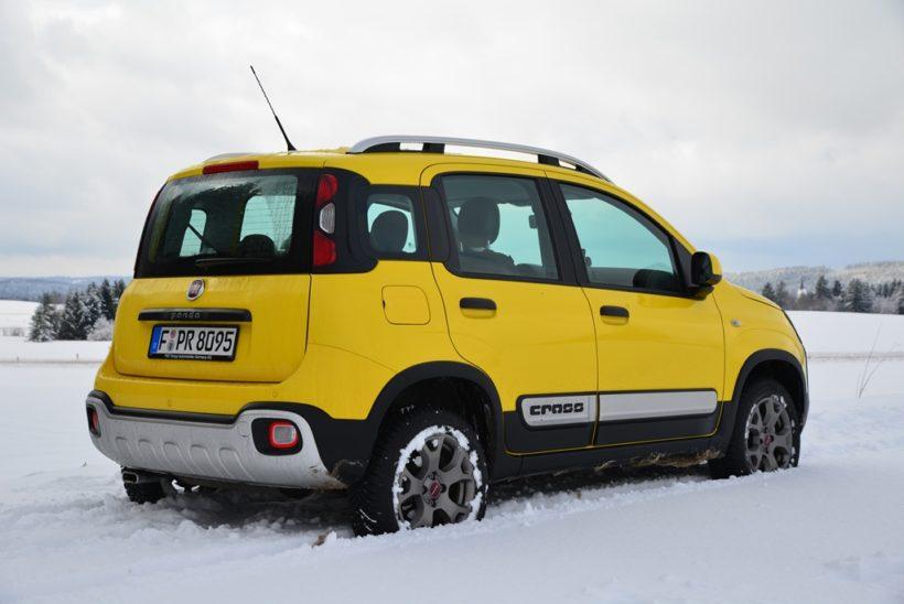 DSC 4964-820x548 in Fahrbericht Fiat Panda Cross -  Die tolle Kiste lebt