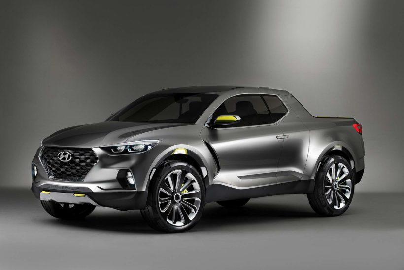 Hyundai-santa-cruz-3-820x547 in Hyundai Santa Cruz - Legere Pick-Up Studie