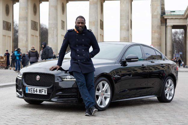 Idris Alba - Jaguar XE | Fanaticar Magazin