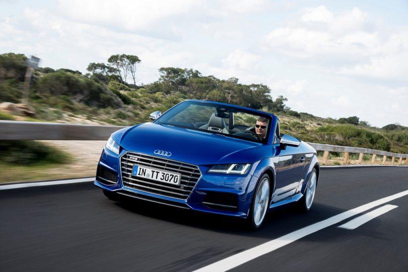 Audi TT Roadster | Fanaticar Magazin