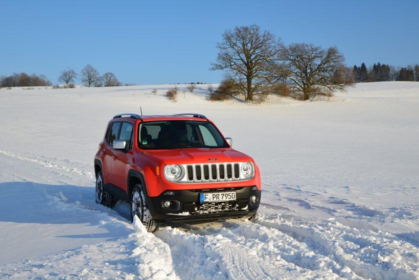 Jeep Renegade - Fanaticar Magazin
