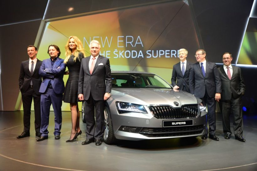 2015 Skoda Superb - Fanaticar Magazin