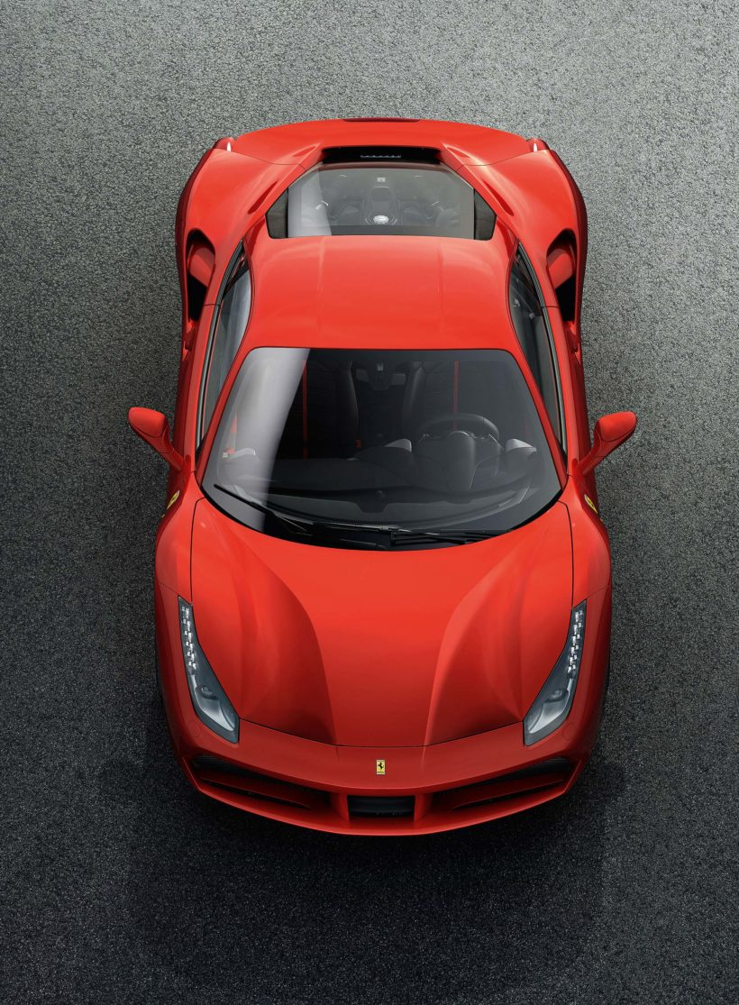 2015 Ferrari 488 GTB - Fanaticar Magazin