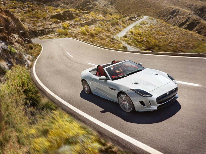 2015 Jaguar F-Type R Cabriolet - Fanaticar Magazin