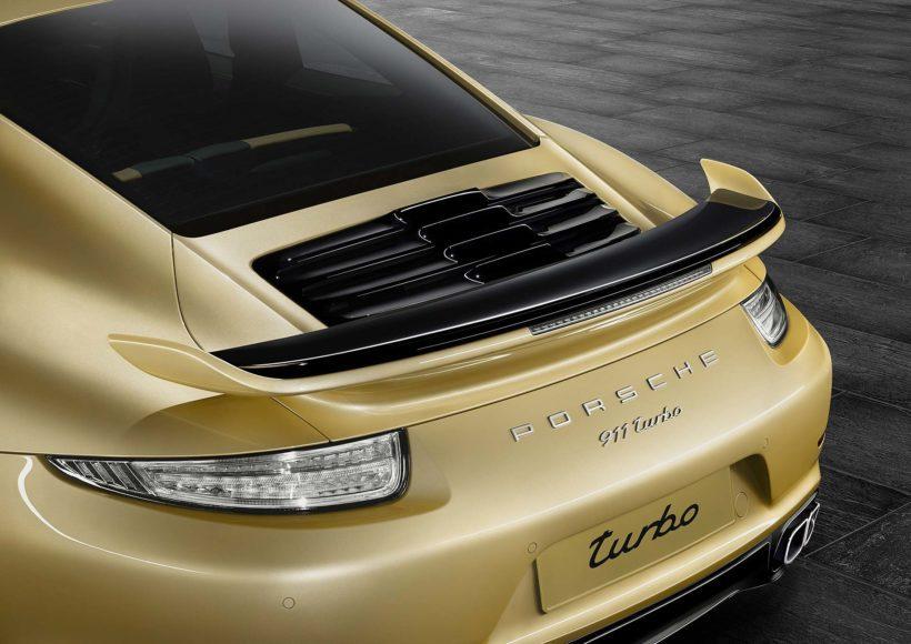 Porsche 911 Turbo Aerokit - Fanaticar Magazin