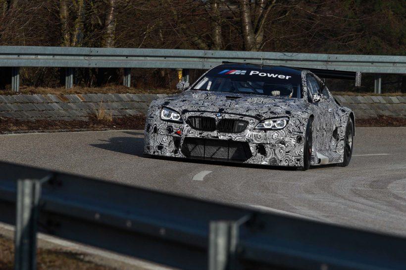 BMW M6 GT3 - Fanaticar Magazin