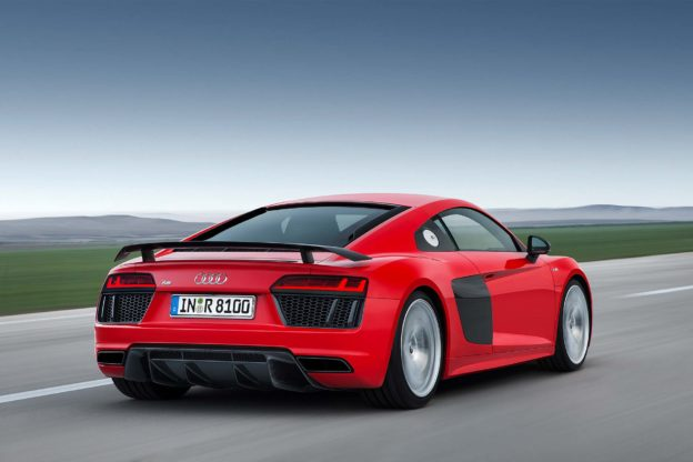 2015 Audi R8 V10 Plus - Fanaticar Magazin