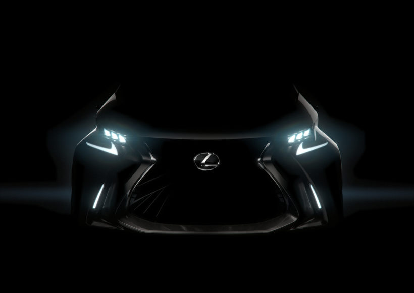 TMDE 1034305-820x581 in Weltpremiere des Lexus LF-SA Konzepts