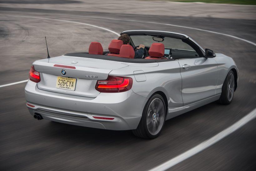 2015 BMW 228i Cabriolet - Fanaticar Magazin