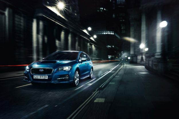 Subaru Levorg -Fanaticar Magazin
