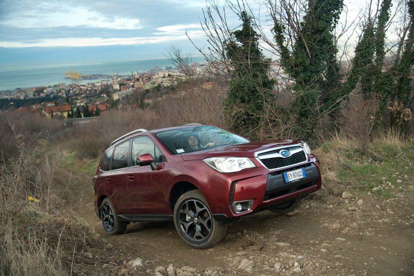 Subaru-forester-mj-2015-exterieur-05-820x547 in Genf: Europapremiere für den Subaru LEVORG