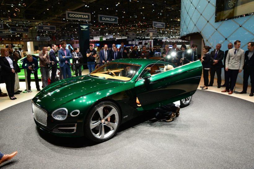 Bentley - Fanaticar Magazin