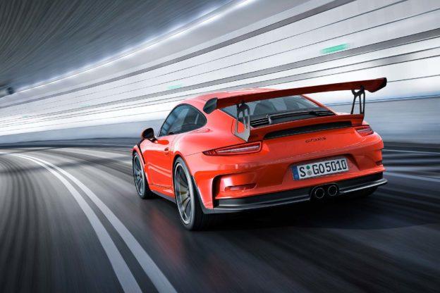 2015 Porsche 911 GT3 RS (991) | Fanaticar Magazin