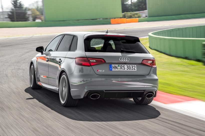 2015 Audi RS3 Sportback | Fanaticar Magazin