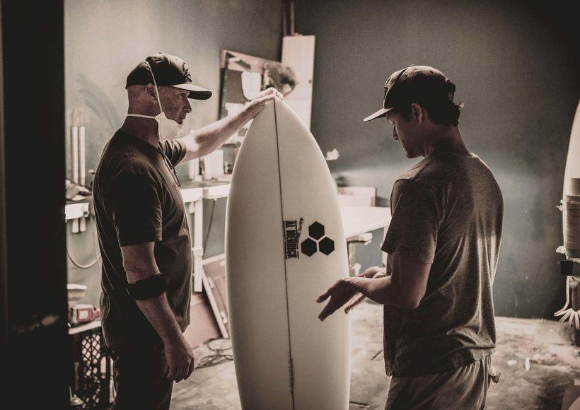 """Surfboard """"THE MINI"""" - Fanaticar Magazin"""