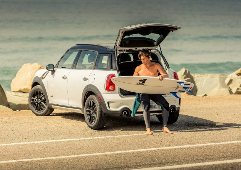 "Surfboard ""THE MINI"" - Fanaticar Magazin"