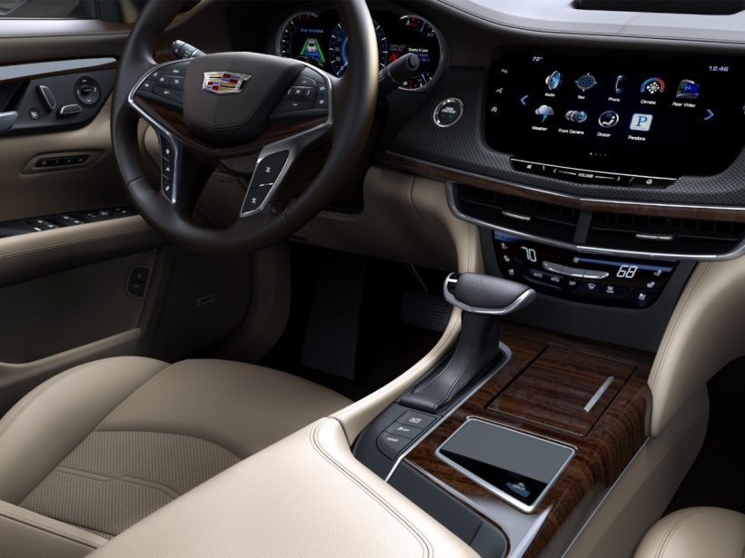 2015 Cadillac CT6 | Fanaticar Magazin
