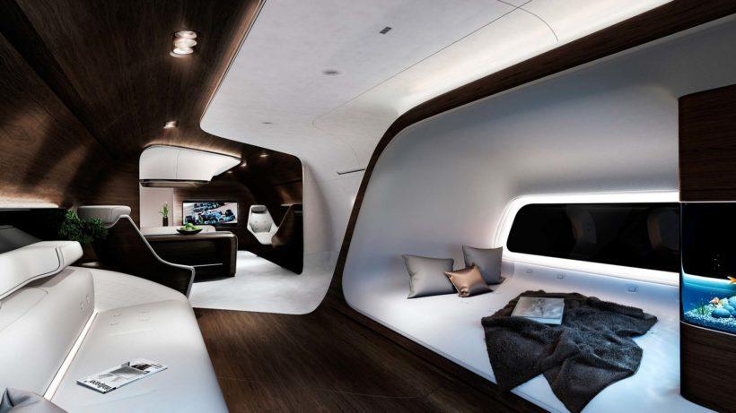 Lufthansa und Mercedes-Benz Style Konzept | Fanaticar Magazin