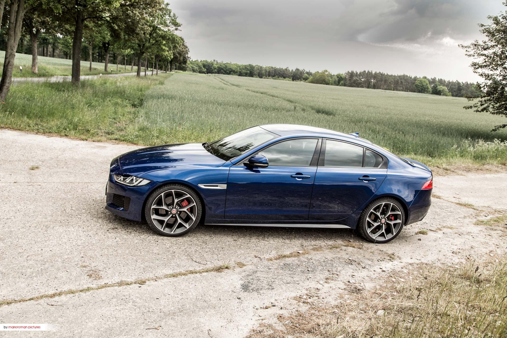 Jaguar XE S   Move forward!!!   Fanaticar Magazin