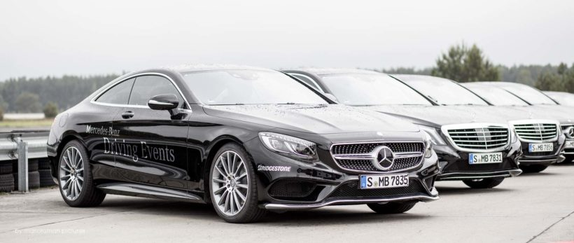 Bridgestone | Mercedes-Benz Fahrsicherheitstraining Gross Dölln | Fanaticar Magazin