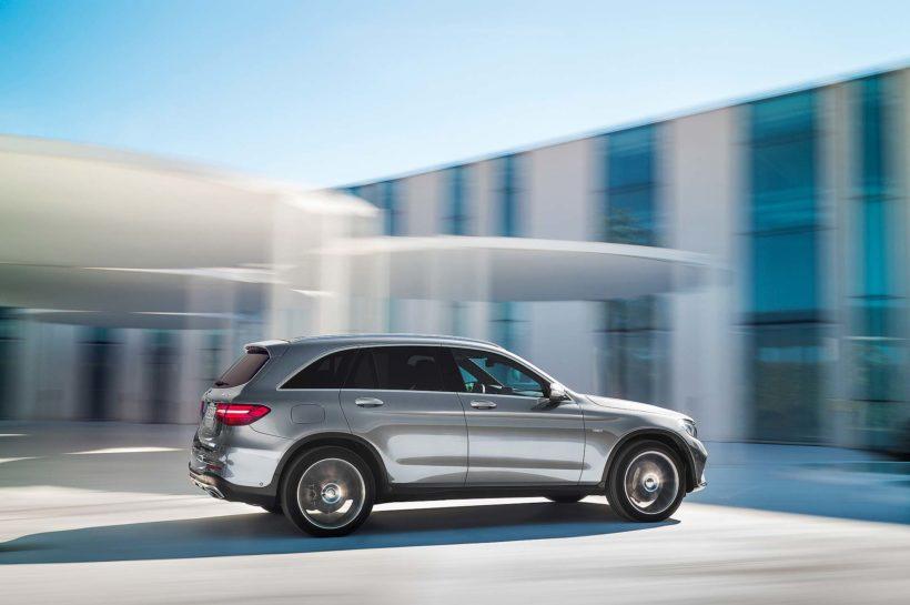 2015 Mercedes-Benz GLC - Fanaticar Magazin