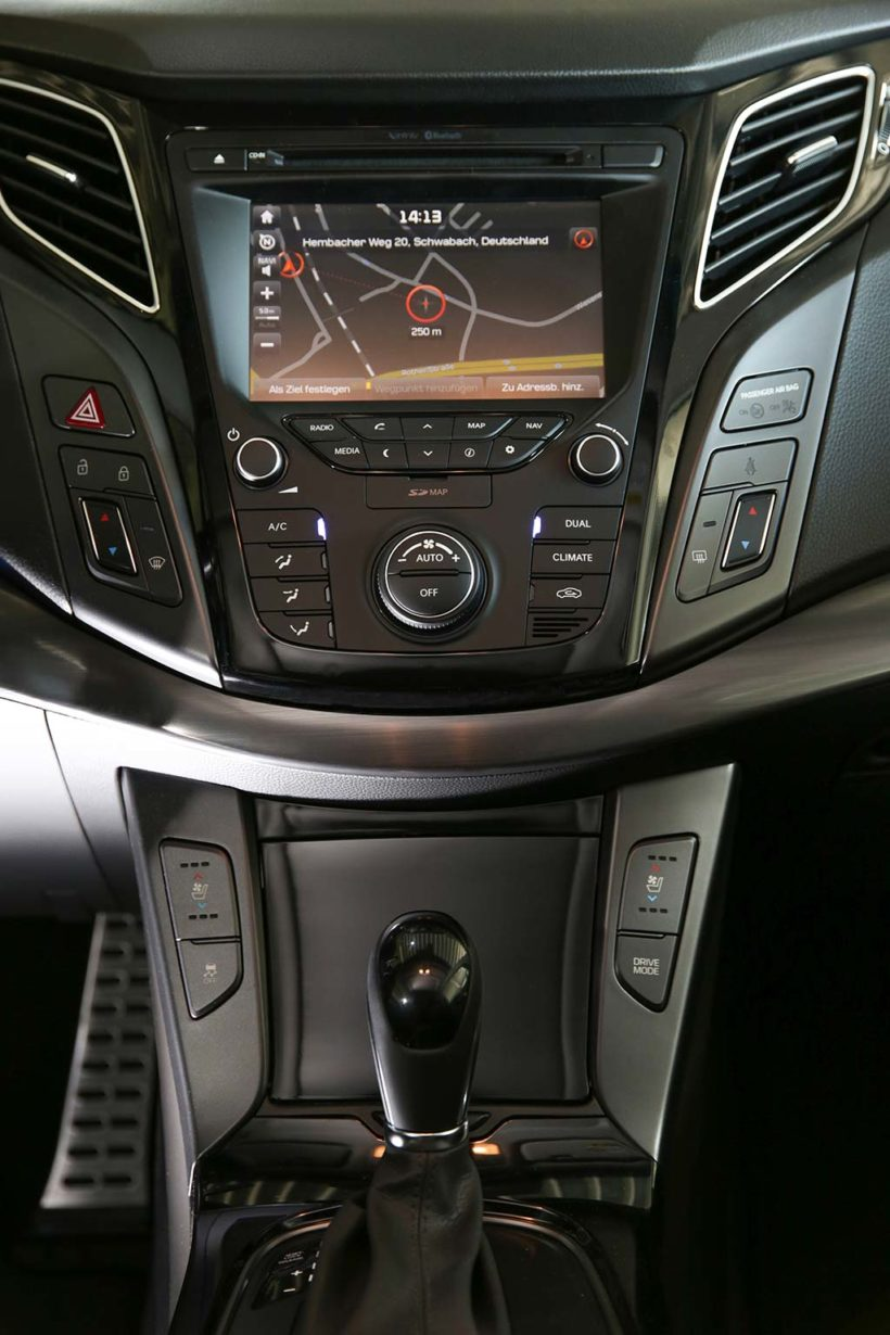2016 Hyundai i40 Kombi   Fanaticar Magazin