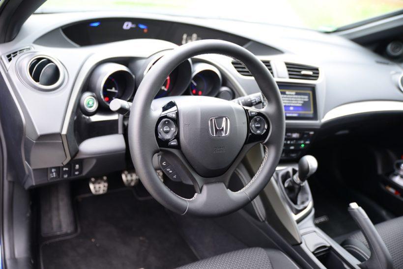 2015 Honda Civic | Fanaticar Magazin