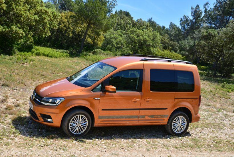Volkswagen Caddy | Fanaticar Magazin