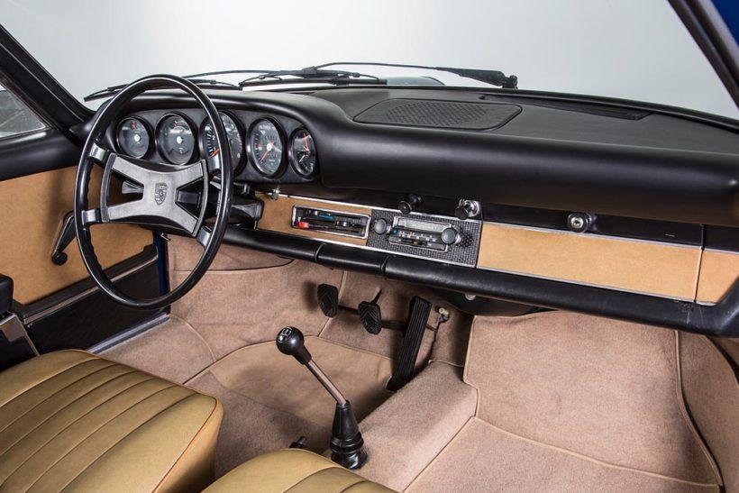 Porsche Classic Armaturentafel - Fanaticar Magazin