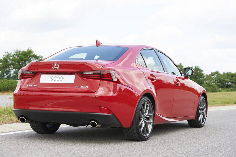 2015 Lexus IS 200t   Fanaticar Magazin