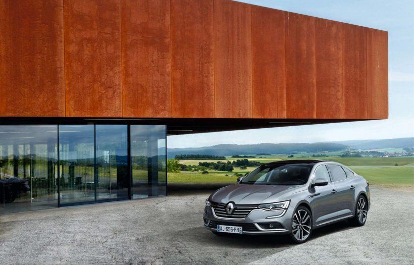 2016 Renault Talisman  Fanaticar Magazin