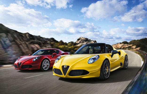Alfa Romeo 4c & 4c Spider | Fanaticar Magazin