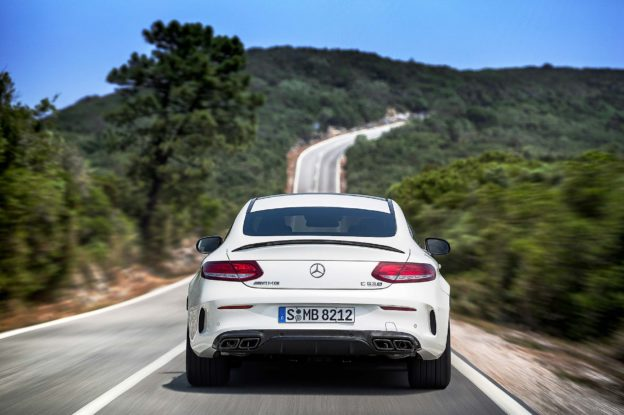 2016 Mercedes-AMG C63 Coupé | Fanaticar Magazin