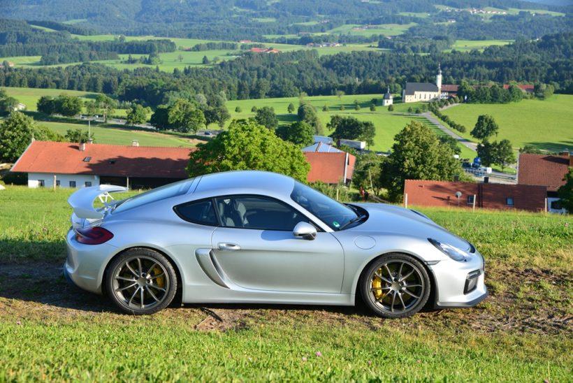 2015 Porsche Cayman GT4   Fanaticar Magazin