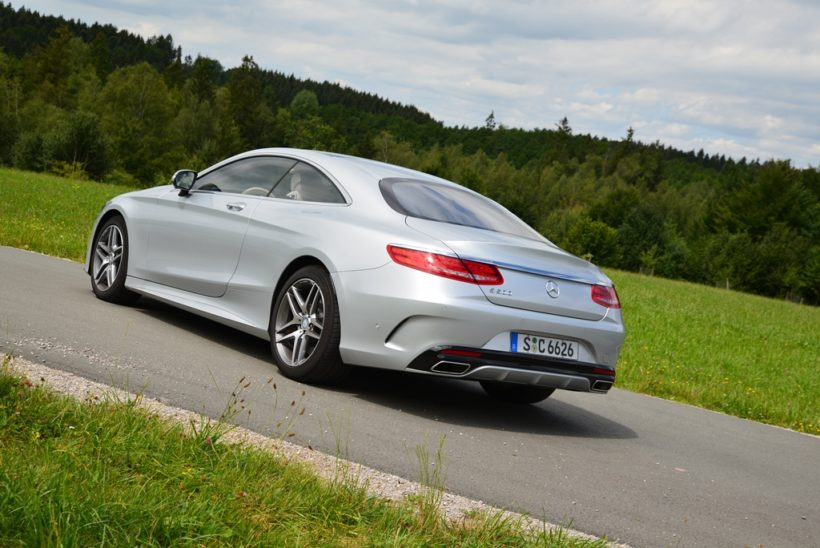 Mercedes-Benz S500 Coupé | Fanaticar Magazin