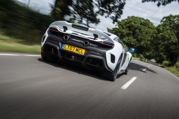 2015 McLaren 675 LT | Fanaticar Magazin