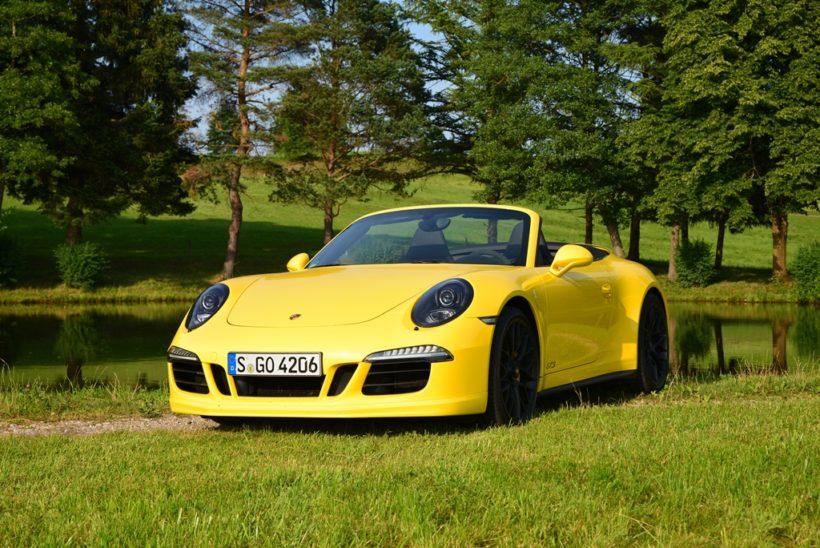 2015 Porsche 911 Cabriolet 991 | Fanaticar Magazin
