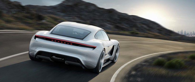 2016 Porsche Mission E | Fanaticar Magazin