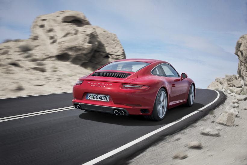 2016 Porsche 911 Carrera S | Fanaticar Magazin