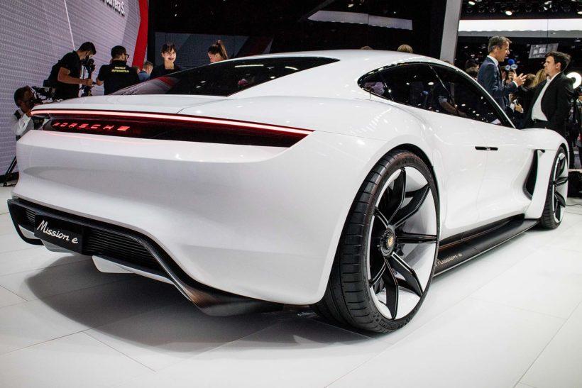 2015 Porsche Mission E | Fanaticar Magazin