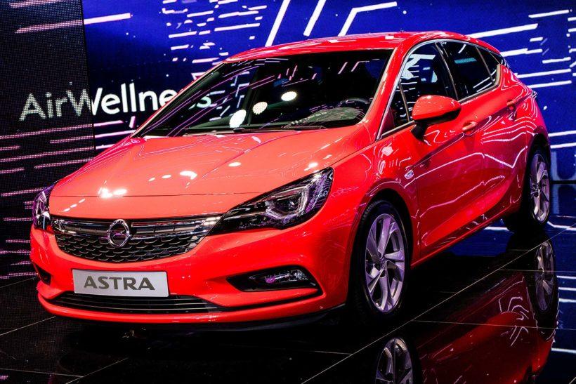 2015 Opel Astra IAA 2015 | Fanaticar Magazin